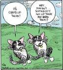 Comic Strip John Deering  Strange Brew 2015-07-18 dog