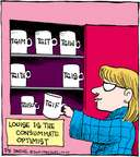 Cartoonist John Deering  Strange Brew 2015-07-31 optimism