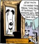 Comic Strip John Deering  Strange Brew 2015-08-14 summer