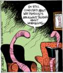 Cartoonist John Deering  Strange Brew 2015-08-22 science