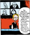 Comic Strip John Deering  Strange Brew 2015-09-02 television