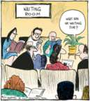 Comic Strip John Deering  Strange Brew 2015-09-11 2009