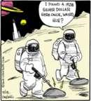 Comic Strip John Deering  Strange Brew 2015-09-18 1920s