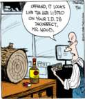 Cartoonist John Deering  Strange Brew 2015-09-22 license