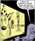 Comic Strip John Deering  Strange Brew 2015-09-25 dog