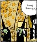Comic Strip John Deering  Strange Brew 2015-10-22 house