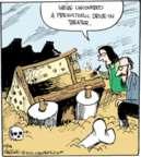 Cartoonist John Deering  Strange Brew 2015-10-28 Flintstone