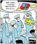 Cartoonist John Deering  Strange Brew 2015-11-02 cardiac