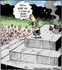 Cartoonist John Deering  Strange Brew 2015-11-13 witch