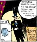 Cartoonist John Deering  Strange Brew 2015-11-24 Lost