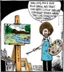 Cartoonist John Deering  Strange Brew 2015-12-08 intellectual property