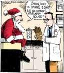 Comic Strip John Deering  Strange Brew 2015-12-17 house