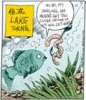Cartoonist John Deering  Strange Brew 2016-03-26 soap