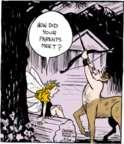 Comic Strip John Deering  Strange Brew 2016-04-29 horse