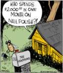 Comic Strip John Deering  Strange Brew 2016-05-26 $2,000