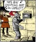 Comic Strip John Deering  Strange Brew 2016-06-01 heat