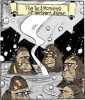 Comic Strip John Deering  Strange Brew 2016-06-04 northern