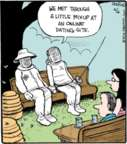 Cartoonist John Deering  Strange Brew 2016-06-06 sport