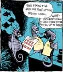 Comic Strip John Deering  Strange Brew 2016-07-28 horse
