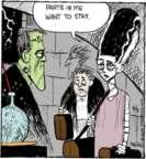 Comic Strip John Deering  Strange Brew 2016-08-03 divorce