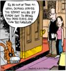 Cartoonist John Deering  Strange Brew 2016-08-08 cat