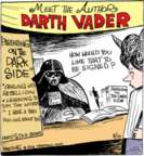 Cartoonist John Deering  Strange Brew 2016-08-10 Darth Vader