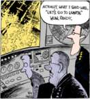 Cartoonist John Deering  Strange Brew 2016-08-15 force