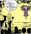 Comic Strip John Deering  Strange Brew 2016-08-16 television