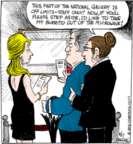 Cartoonist John Deering  Strange Brew 2016-08-17 art