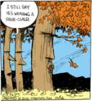 Cartoonist John Deering  Strange Brew 2016-10-12 seasonal
