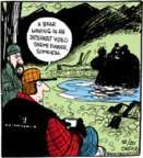 Cartoonist John Deering  Strange Brew 2016-10-20 wildlife