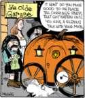 Cartoonist John Deering  Strange Brew 2016-10-27 serious