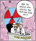 Comic Strip John Deering  Strange Brew 2016-12-01 traveler