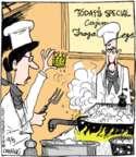 Cartoonist John Deering  Strange Brew 2016-12-05 chef