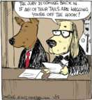 Comic Strip John Deering  Strange Brew 2017-01-12 dog