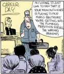 Cartoonist John Deering  Strange Brew 2017-01-24 plumbing