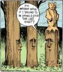 Cartoonist John Deering  Strange Brew 2017-03-11 drink