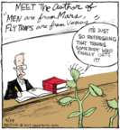 Cartoonist John Deering  Strange Brew 2017-04-29 fly