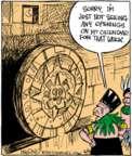Cartoonist John Deering  Strange Brew 2017-06-09 that