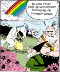 Comic Strip John Deering  Strange Brew 2017-06-14 100