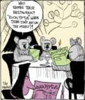 Comic Strip John Deering  Strange Brew 2017-07-10 food