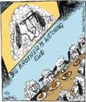 Cartoonist John Deering  Strange Brew 2017-07-15 1980s