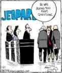 Comic Strip John Deering  Strange Brew 2017-07-17 television