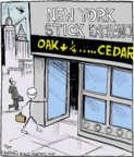 Cartoonist John Deering  Strange Brew 2017-07-24 New York City