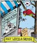 Cartoonist John Deering  Strange Brew 2017-07-26 want
