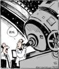 Comic Strip John Deering  Strange Brew 2017-08-02 astronomy