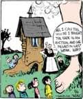 Comic Strip John Deering  Strange Brew 2017-08-04 house