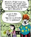 Comic Strip John Deering  Strange Brew 2017-08-08 irony