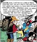 Cartoonist John Deering  Strange Brew 2017-08-29 you