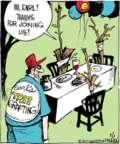 Cartoonist John Deering  Strange Brew 2017-09-01 tree